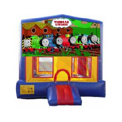 Train & Friends 15x15