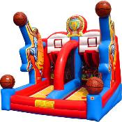 Interactive Basketball Game