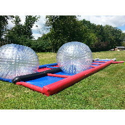 Zorb Balls with Track - $695