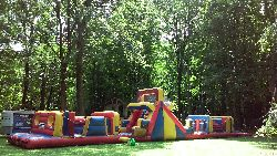 70' Obstacle Course