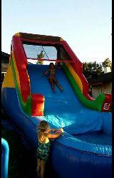 Fun Splash Water Slide