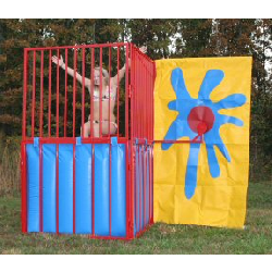 Dunk Tank - Red