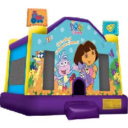 Dora The Explorer Bounce - $185