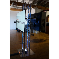 78in TV Truss Stand 2M