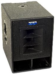 15in Subwoofer - Active