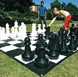 Giant Chess - $35