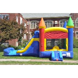 Castle Combo (Wet) w/Slide on Side