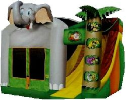 Elephant Jungle Combo
