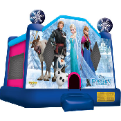Frozen Bouncer
