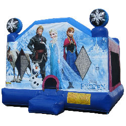 FROZEN BOUNCE