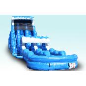 22ft Tsunami Slide N Slip N Slide
