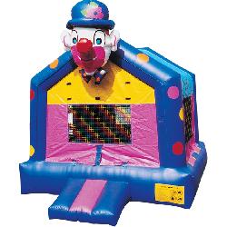 Clown Bounce House - $175