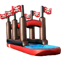 30ft Pirate Slip-N-Slide