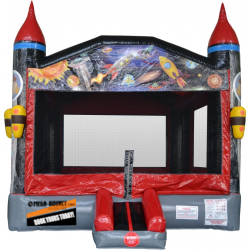 Rocket Bouncer