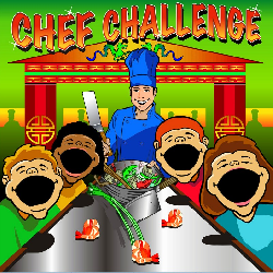 Chef Challenge Frame Game - $65