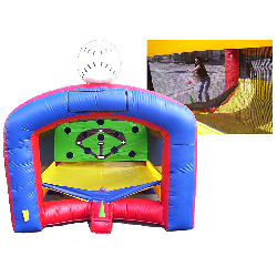 Carnival Style Baseball Swing Game