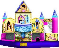 Disney Princess 5-n-1 Combo