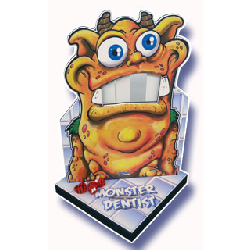 Monster Dentist - $35