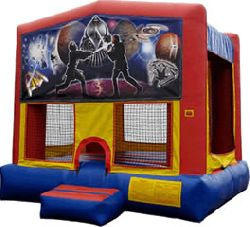 the best bounce house rental Seattle, WA