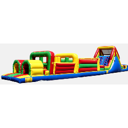 70' Obstacle Course (2) - $395