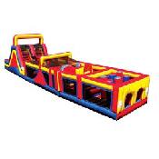 65' Mega Challenge Obstacle (3 Piece)