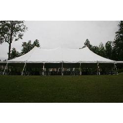 Tent Leg Drapes