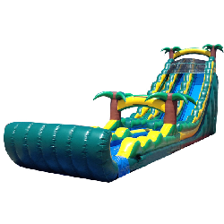 TROPICAL WATER SLIDE XL