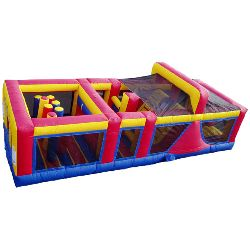SUPER 30 OBSTACLE COURSE