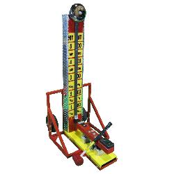 HIGH STRIKER - 6 ft