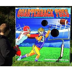 Quarterback Toss - $50