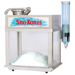 Sno-Kone Machine - $55 - Supplies not included