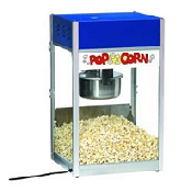 Popcorn Machine with 50 servings
