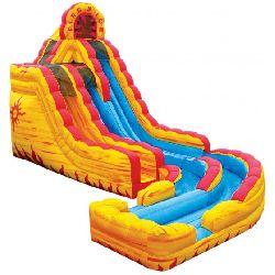 Fire-n-Ice WET Slide