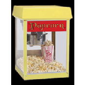 4 oz Table top Popcorn Popper-customer operated