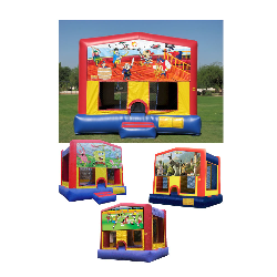 Module Bounce with choice of Themed panels - $175