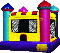 Mini Castle Jumper