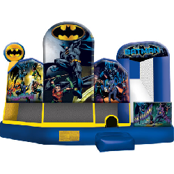 Batman 5-in-1 Combo - $250