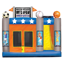 4-in-1 All Star Combo - $225