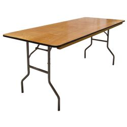 Tables - 6' Rectangle