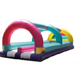 Dual Lane Run-N-Slide