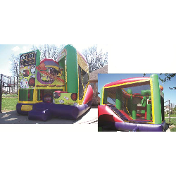 Sports Bounce -  Dry - $250