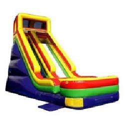21' Jumbo slide