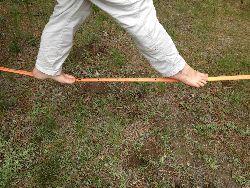 Slack Wire Walking - $50