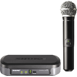 Microphone - Sure Wireless