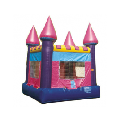 15' Pink & Purple Dream Castle