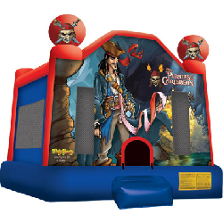 Pirates of the Caribbean Bounce
