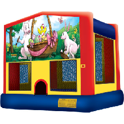 Easter Bounce House