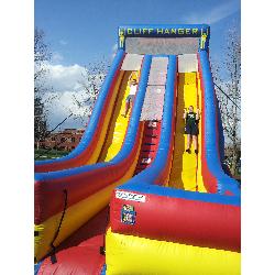 Cliff Hanger Xtreme Slide BA