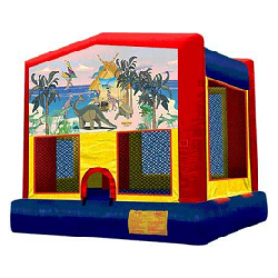 Dino Party 15x15