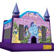 Princess Bounce House (Large)
